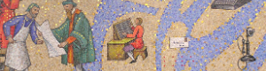Image of Library Mural